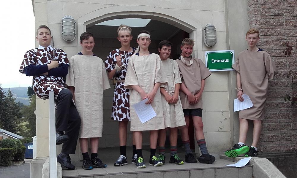 Members of 10TMA reach 'Emmaus'