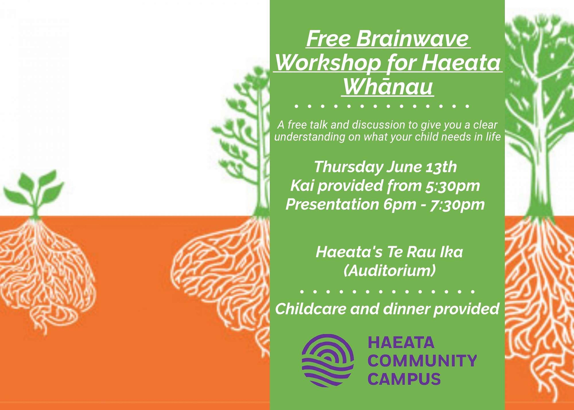Free Talk Thursday May 14th In >> Brainwave Event