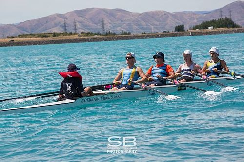 South Island Rowing Championships