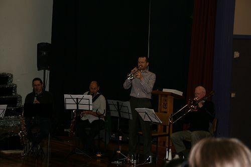 Itinerant music concert