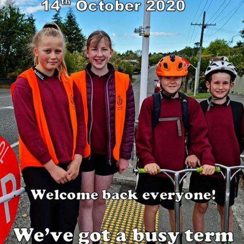 Gleniti Newsletter 14th October 2020