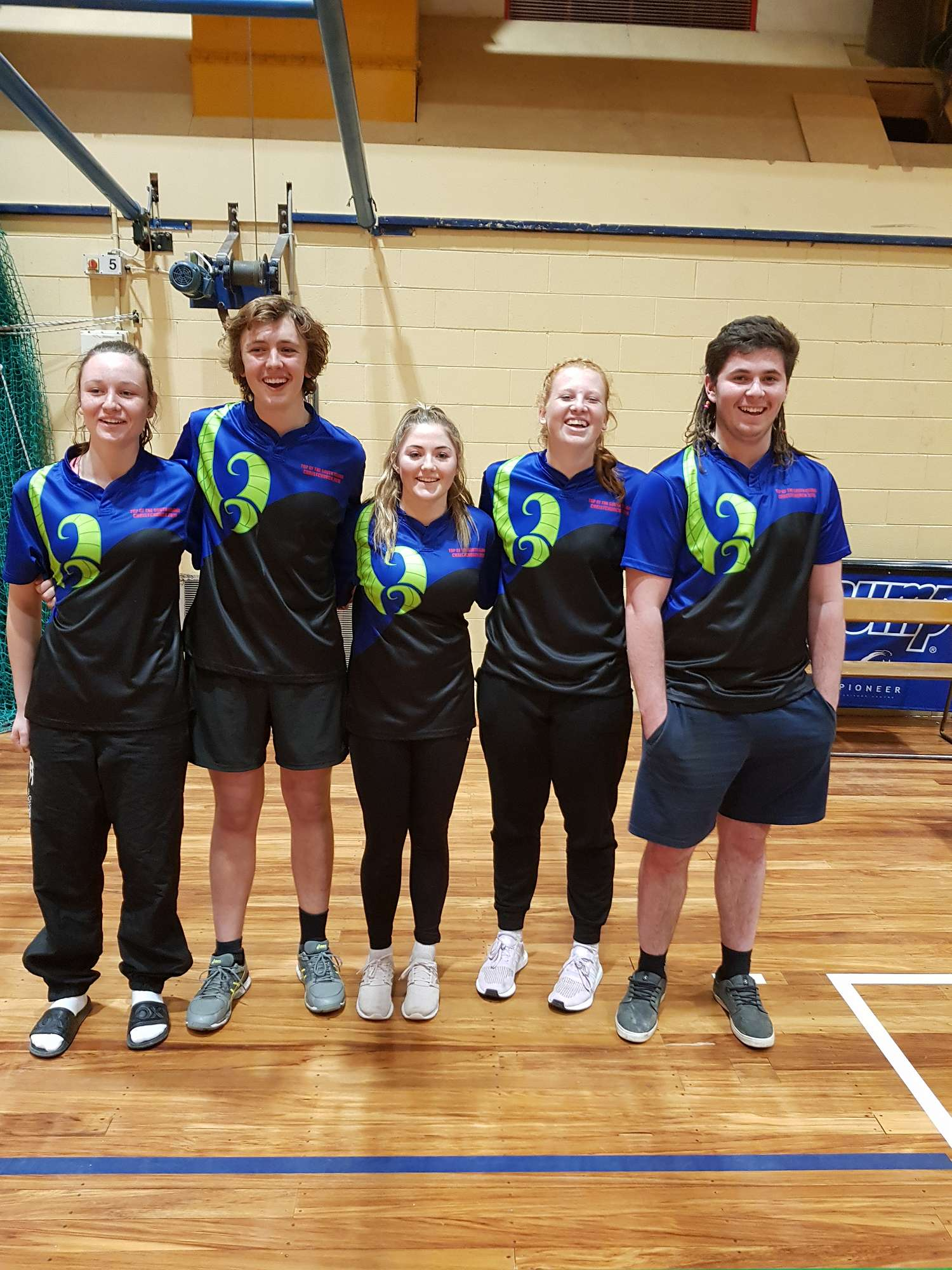 NZ Area Schools' Tournament - Homepage