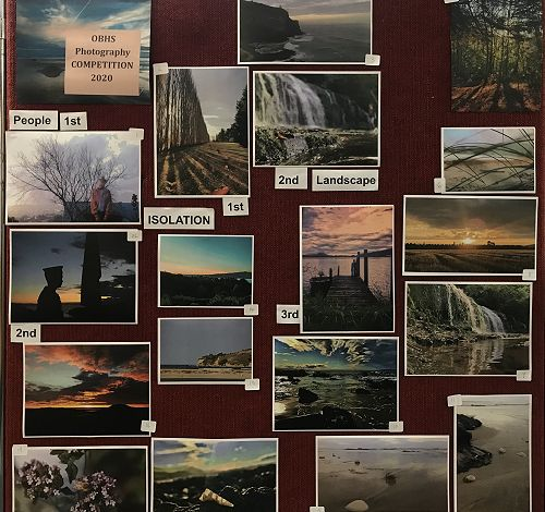 OBHS Photography Competition