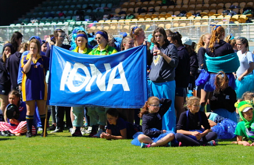 We will, we will, beat you! - Iona