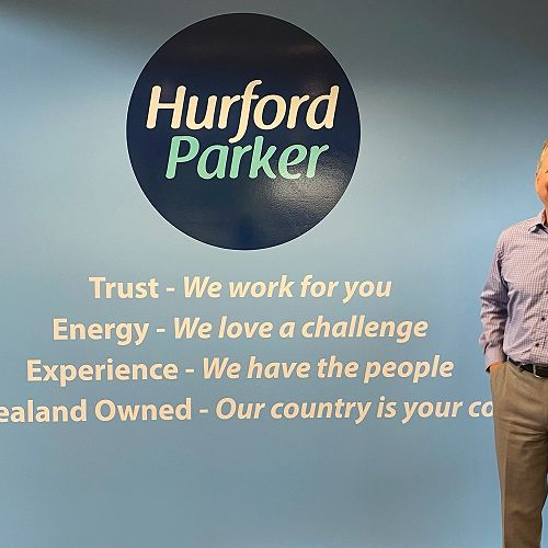 Jeff Parker - Hurford Parker Insurance and Mortgage Brokers