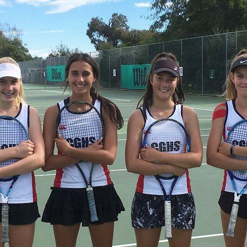 Canterbury Secondary Schools Tennis Championships