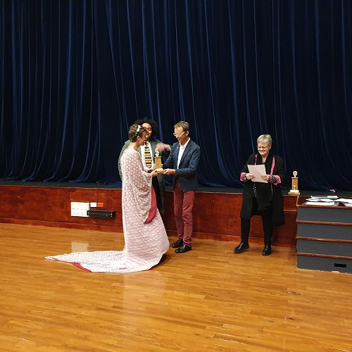 SGCNZ University of Otago Sheilah Winn Shakespeare Festival, Regional Final