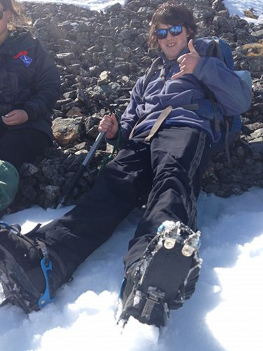 Year 13 OED Alpine Tramp