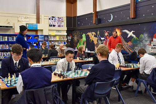 Otago Secondary Schools Chess Championships