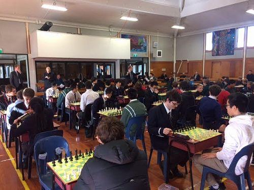 SISS Chess Championships