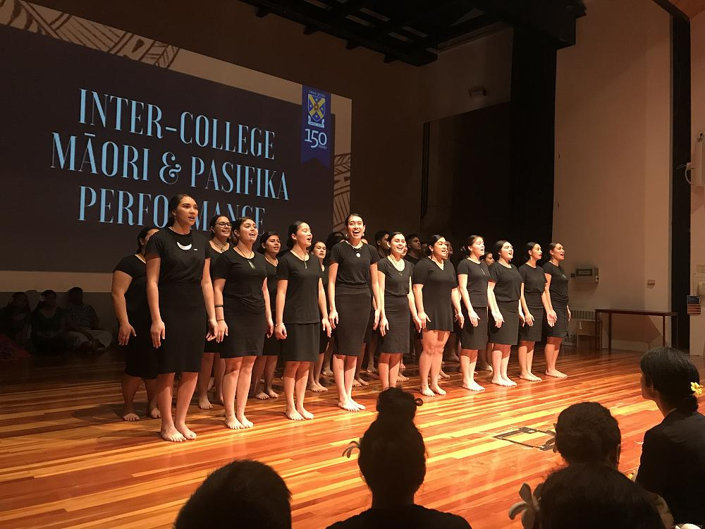 Arana and Studholme College's Joint Performance
