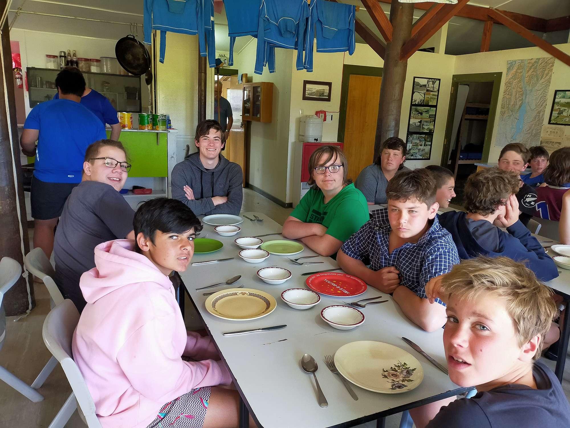 Year 9 Manuka Camp