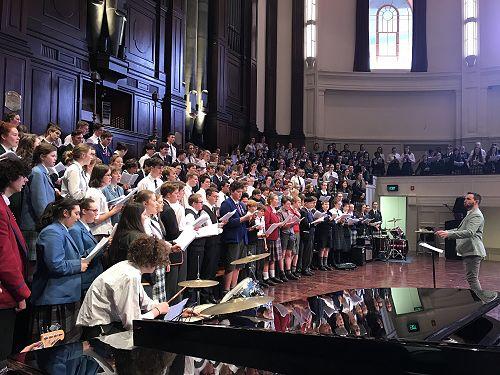 Music Festival 2017 Full Choir