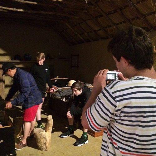 Film programme at Toitu for Year 10 Arts week 2015
