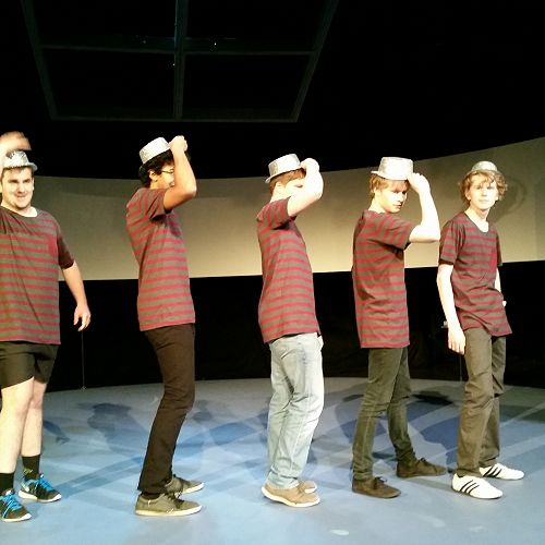 Otago/Southland Fortune Theatresports Battle Semi-Final