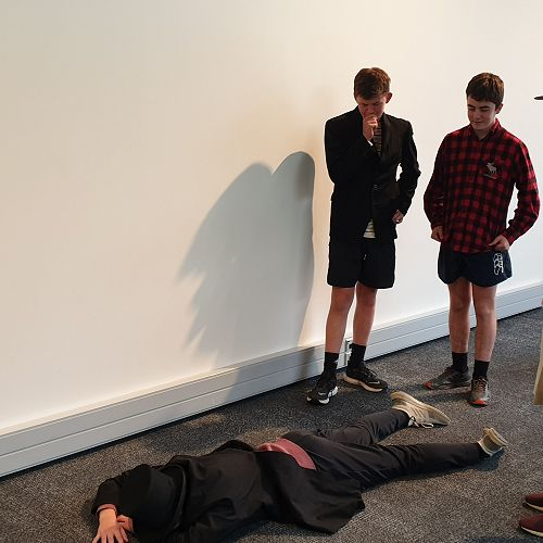 Year 10 Arts Week 2019 - Drama