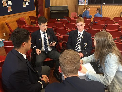Young Enterprise scheme Kick Start/Timata Day