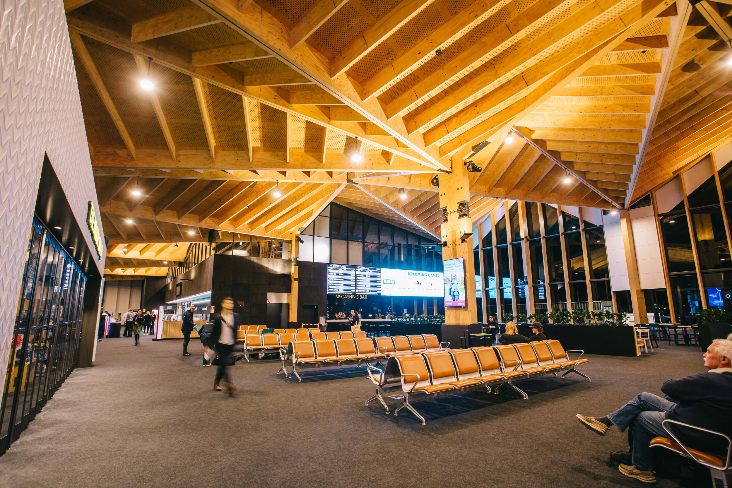 Aotea Electric Nelson Are Proud To Have Worked On The Award Winning Nelson Airport