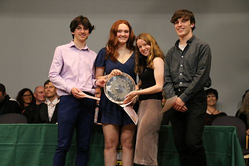 Senior Prizegiving