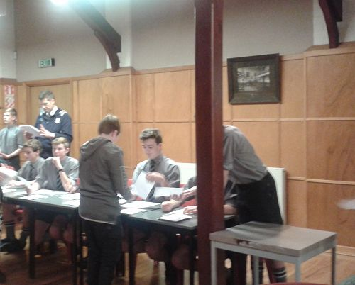 Road to Rhodes Quiz Night
