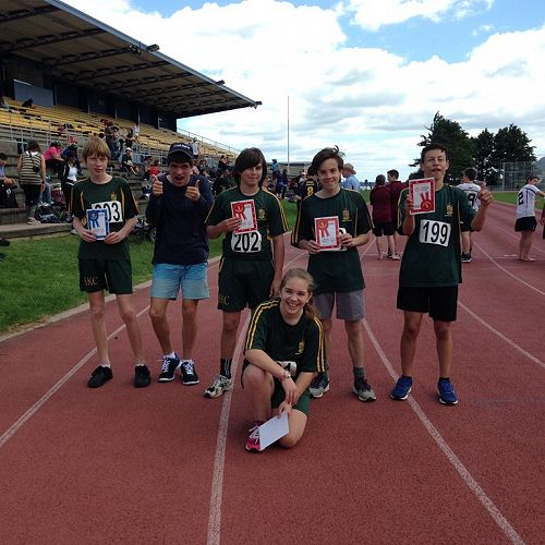 Special Olympics Athletics