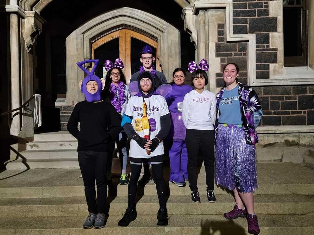 Relay for Life, 24 April 2021