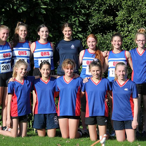Queen's Cross Country Team