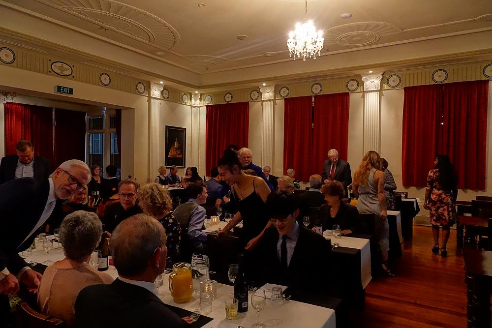 Fellows' Dinner - 2 May 2018