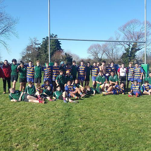 BHS U16 Combined Rugby Team - Kaikoura Trip 2020