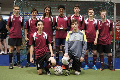 Boys Futsal Teams