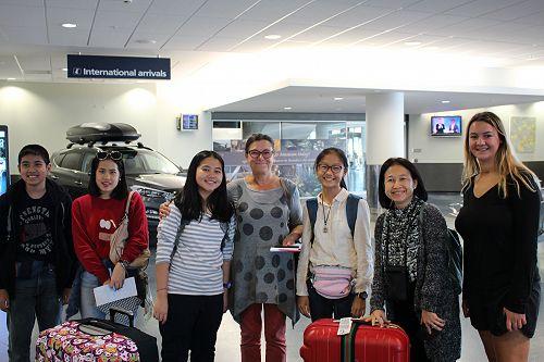Thai Visitors