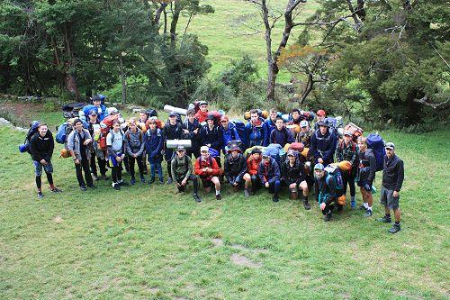 Mt Aspiring Camp - 10T