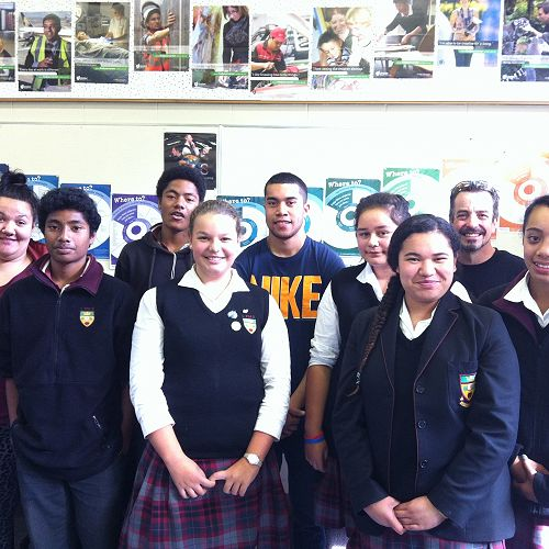 Pacific Islands Student Community Group