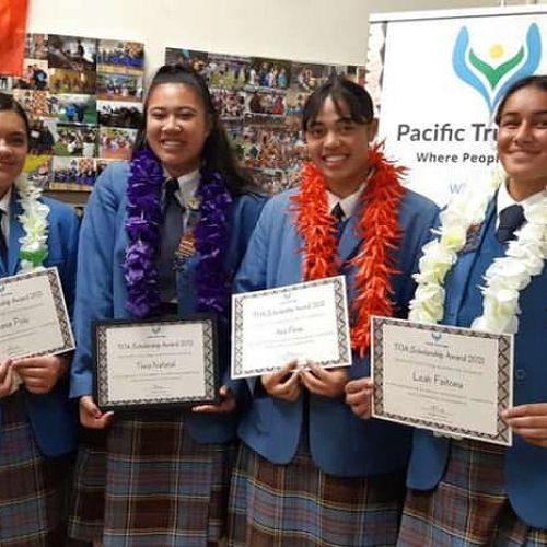 Pacific Trust Otago TOA scholarships
