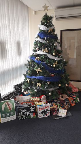 Our Christmas filled with so many wonderful<br /> and am
