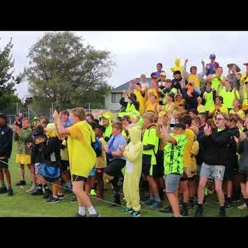 Video: Marlow House athletics day chant 2018