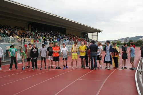 2015 Sports Day