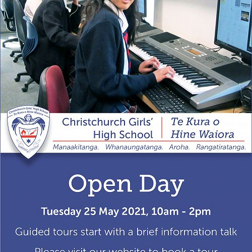 CGHS Open Day 2021