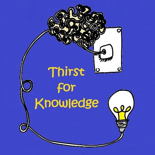 A Wild Thirst for Knowledge on Tuesday 21 @ 5.30pm