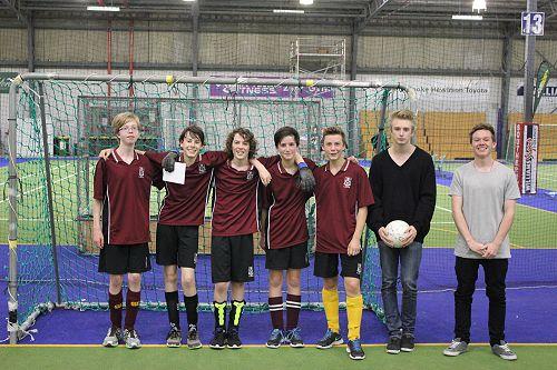 Junior Boys year 9 Two team.