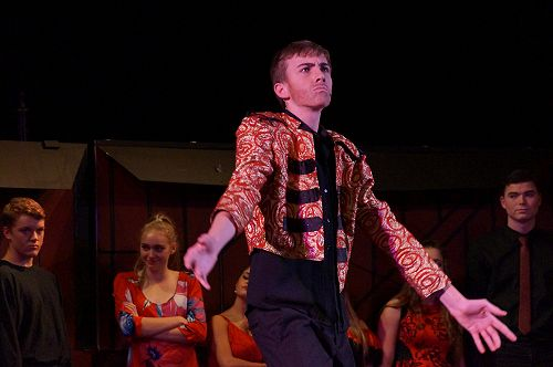 OBHS/OGHS Production of Strictly Ballroom