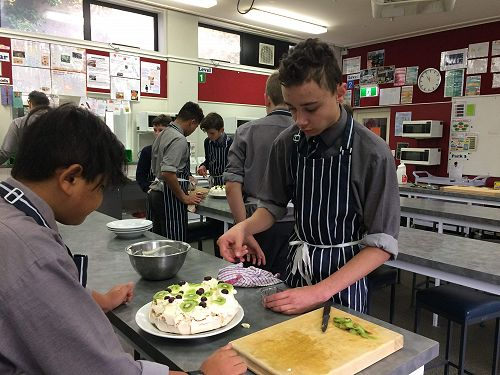 Year 10 Food and Nutrition