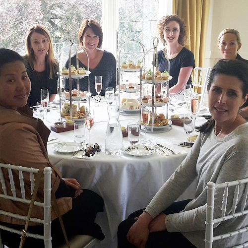Friends' Association - High Tea at Mona Vale