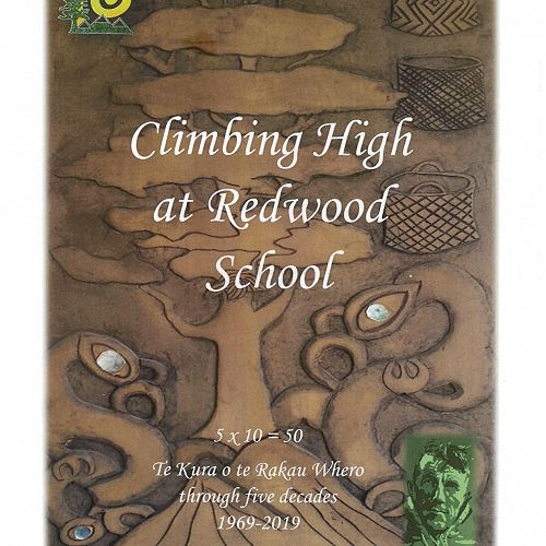 Climbing High at Redwood School