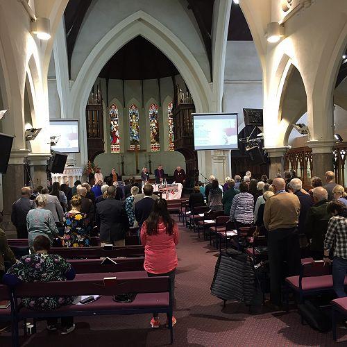 Synod @St Matthew's Dunedin