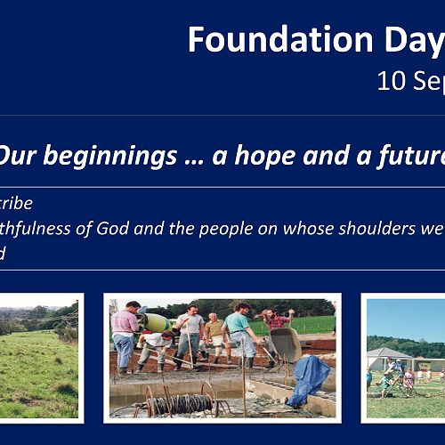 Foundation Day Assembly - 2018