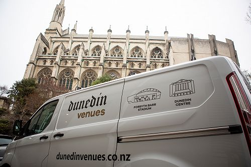 Dunedin Venues Brand Launch