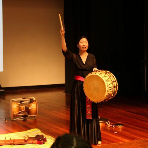 Korean, Chinese & Aotearoa Music - Cultural Journey