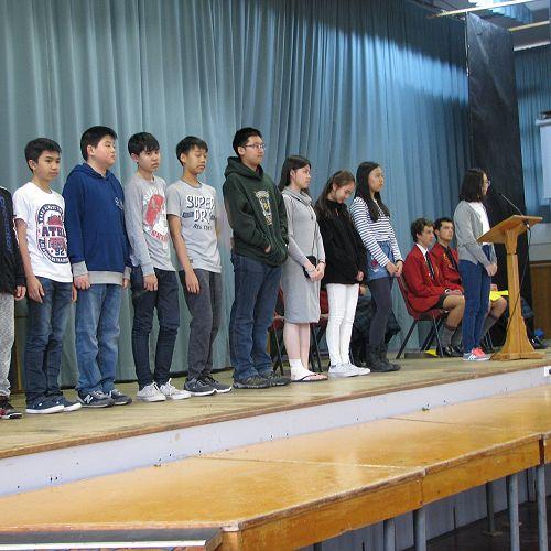 Thai visit to GHS