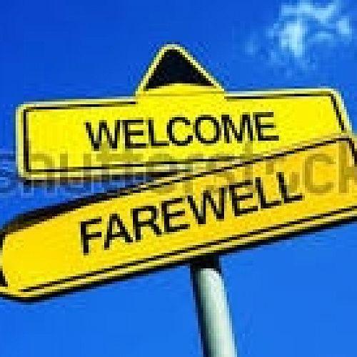Welcome Farewell